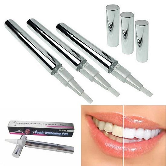 Bút tẩy trắng răng có an toàn cho sức khỏe của bạn không?