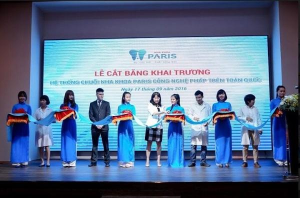 Khai trương cơ sở nha khoa tại T.P Hồ Chí Minh 2