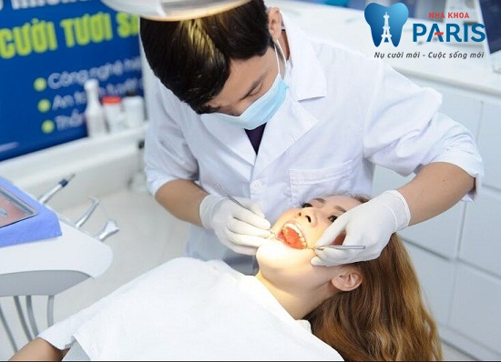 Lấy cao răng thường xuyên để đảm bảo an toàn