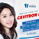 Lấy cao răng siêu âm Cavitron BP không đau, sạch bay mảng bám