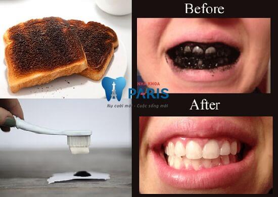 Cách làm trắng răng bằng bánh mì có hại cho sức khỏe không? 2