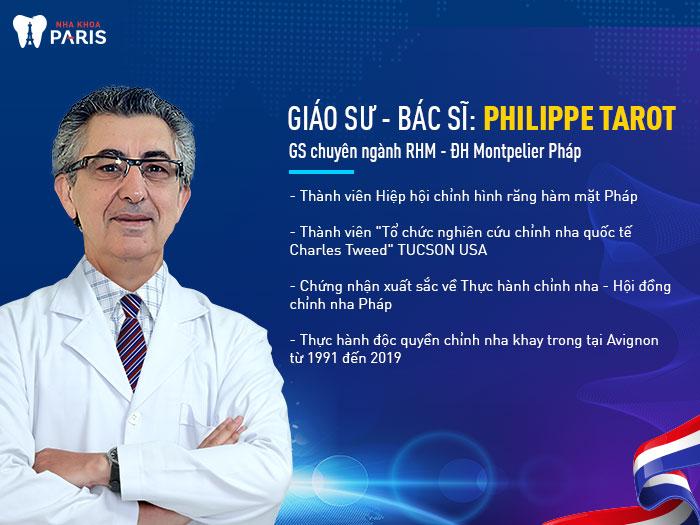 Cố vấn chuyên môn tại nha khoa Paris Tân Bình