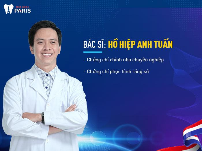 Bác sĩ nha khoa Paris Tân Bình