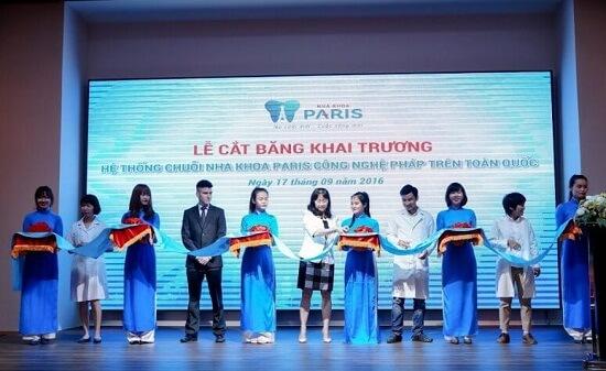 Khai trương cơ sở Nha khoa Paris tại TP Vinh - Nghệ An 1