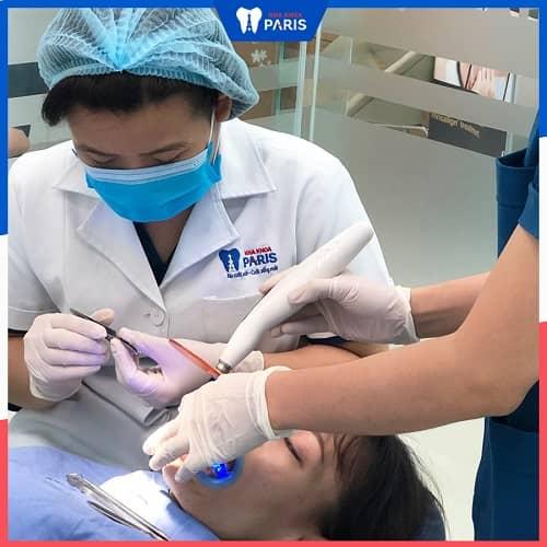 quy trình chữa tủy răng - hàn trám ống tủy