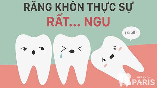 Làm gì khi mọc răng khôn để giảm đau NHANH & HIỆU QUẢ? 2