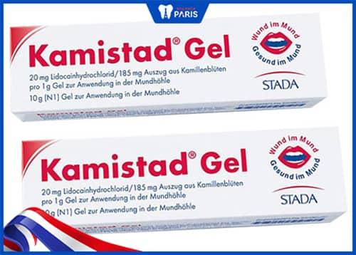 Thuốc trị viêm lợi Kamistad