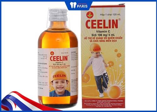 Thuốc chữa viêm lợi Ceelin