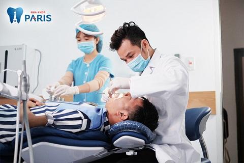 Cần thăm khám sớm để được khắc phục lợi trùm răng hiệu quả, tránh biến chứng