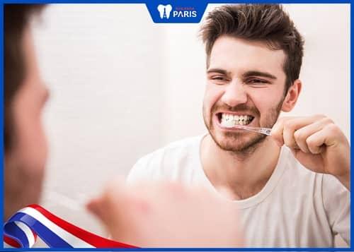 lợi ích khi chải răng đúng cách