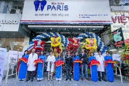 Phòng khám răng tốt ở TPHCM được Bộ Y tế cấp phép