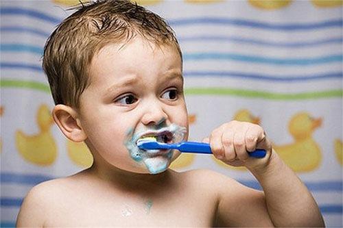 Thời gian đánh răng đúng cách