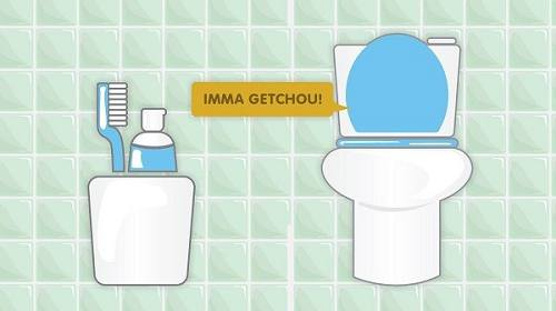 Bảo quản bàn chải đánh răng đúng cách nên & không nên làm gì? 4
