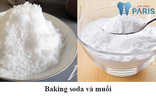Cách làm trắng răng bằng baking soda và muối 5