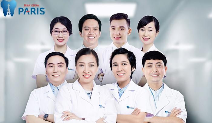 Đội ngũ bác sỹ Nha khoa Paris - Sức mạnh đến từ yếu tố con người