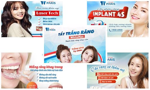 """Quy trình điều trị răng tại nha khoa Paris """"Chuẩn"""" công nghệ Pháp 2"""