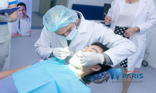 quy trình niềng răng mắc cài sứ