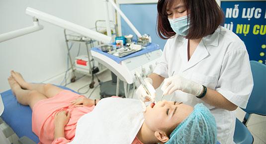"""Quy trình điều trị răng tại nha khoa Paris """"Chuẩn"""" quốc tế"""