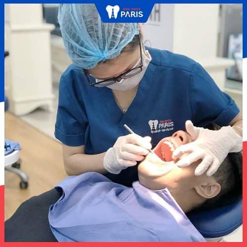 lập kế hoạch chăm sóc bệnh nhân sau nhổ răng