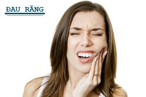 Đau nhức là triệu chứng mọc răng khôn hay gặp nhất