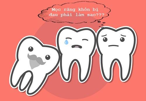 [Tìm hiểu] Mọc răng khôn bị đau phải làm sao để giảm đau nhức?