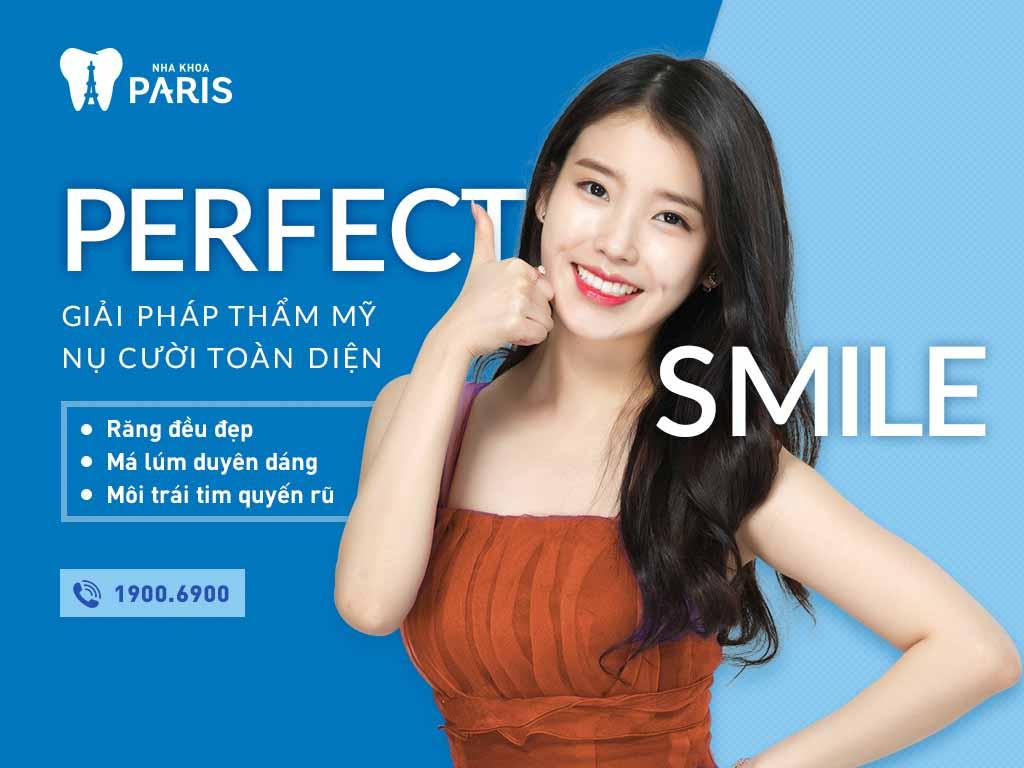 COMBO PERFECT SMILE - Giải pháp thẩm mỹ toàn diện, tiết kiệm chi phí 3