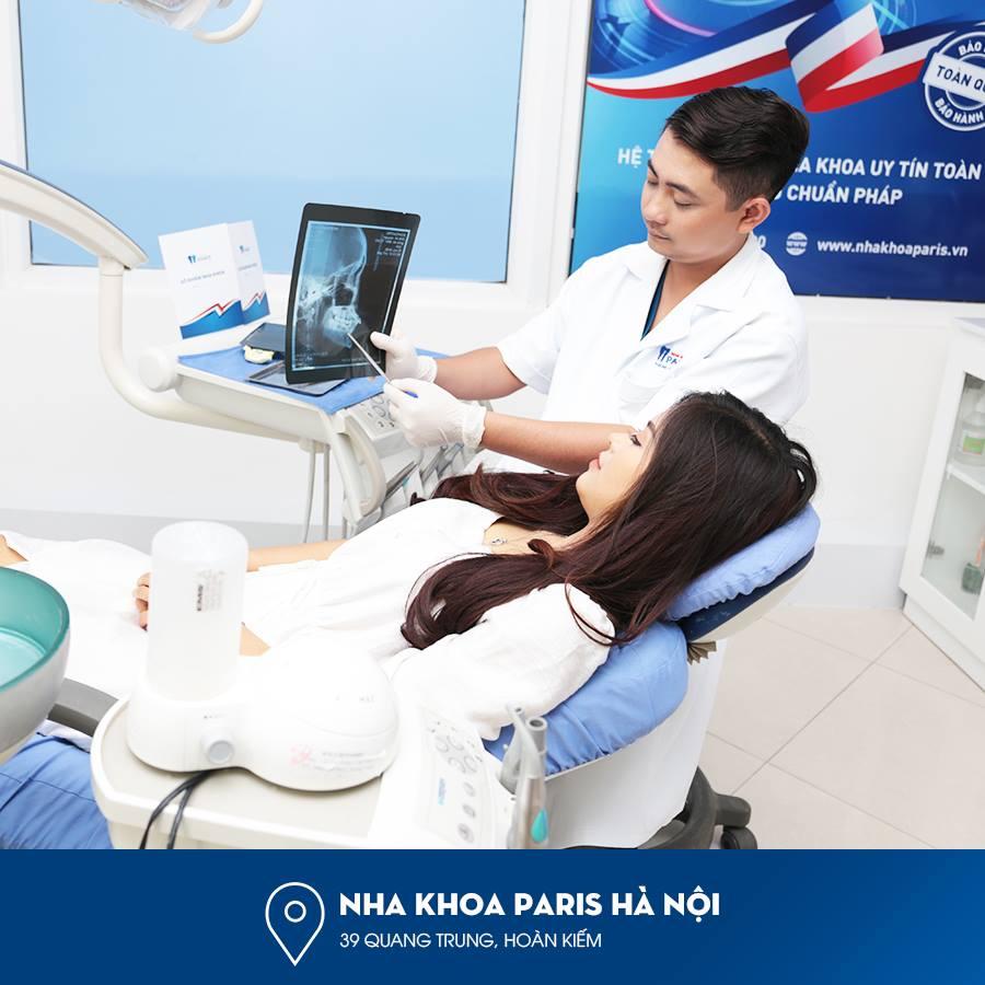 Nhổ răng hàm hoàn toàn không gây nguy hiểm nếu thực hiện tại phòng khám nha khoa uy tín