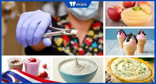 sau khi nhổ răng khôn không nên ăn gì