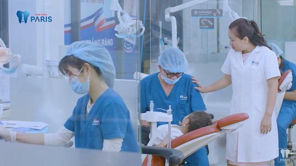 Tay nghề của bác sĩ là một phần không nhỏ quyết định đến giá nhổ răng khôn