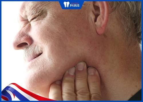đau răng dẫn đến đau nửa đầu do đau khớp thái dương