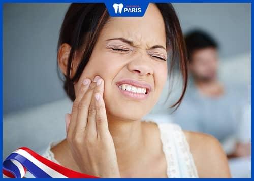 đau răng dẫn đến nhức đầu
