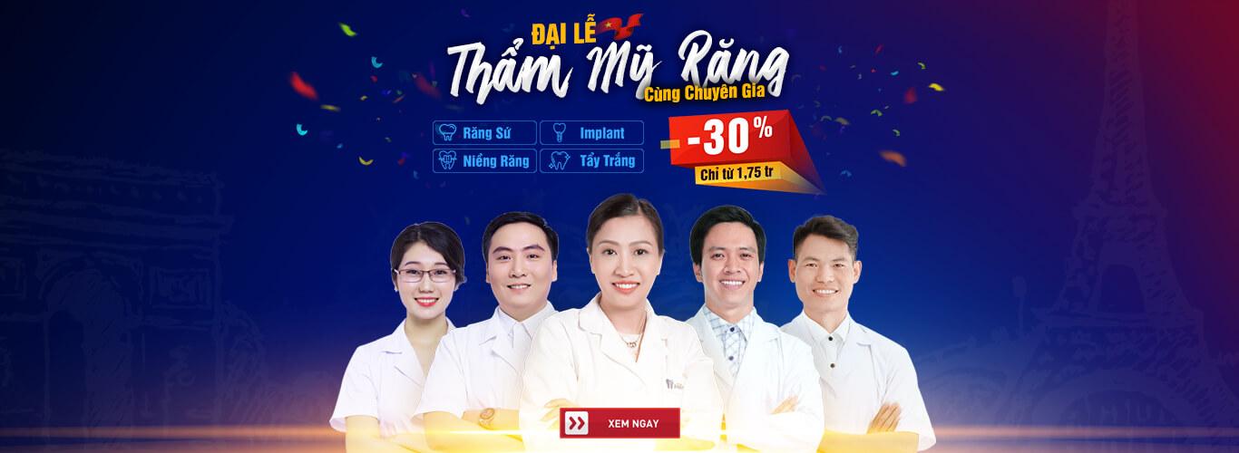 Nha Khoa Paris - Cơ sở Nguyễn Văn Cừ, Tp. Vinh