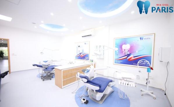 Phòng bệnh hiện đại, xứng tầm quốc tế