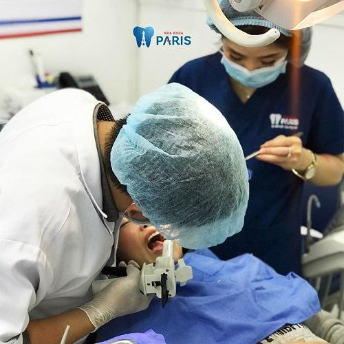 Làm thế nào để nhổ răng khôn tại Nha Khoa Paris Hà Nội