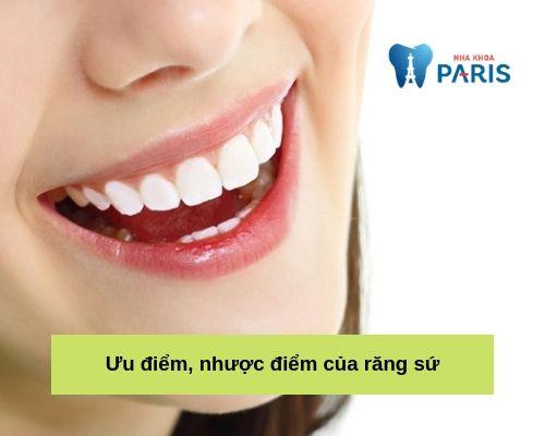 Phân biệt răng sứ Titan và răng toàn sứ - ưu nhược điểm