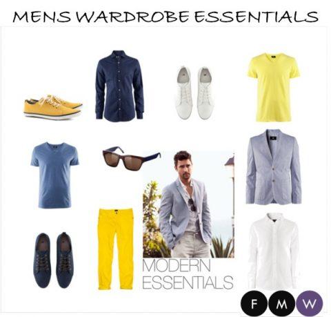 Những item tối giản này là cách thay đổi bản thân để đẹp hơn cho nam.