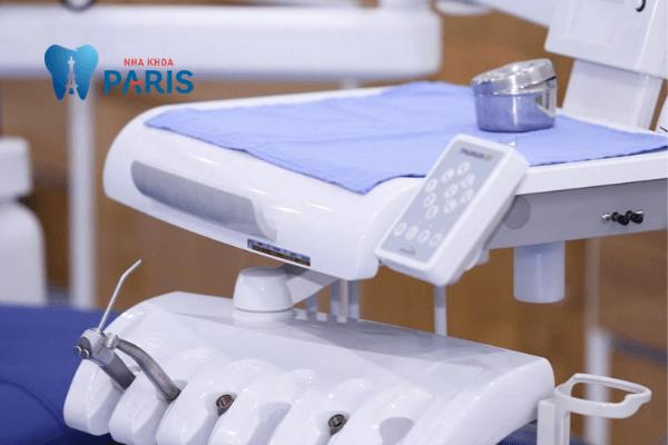 Nha khoa Paris Hải Phòng - Trang thiết bị hiện đại