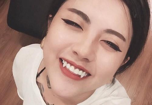 mẫu răng đẹp