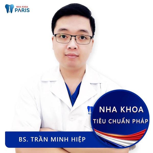 bác sĩ niềng răng giỏi ở Hà Nội _ Trần Minh Hiệp