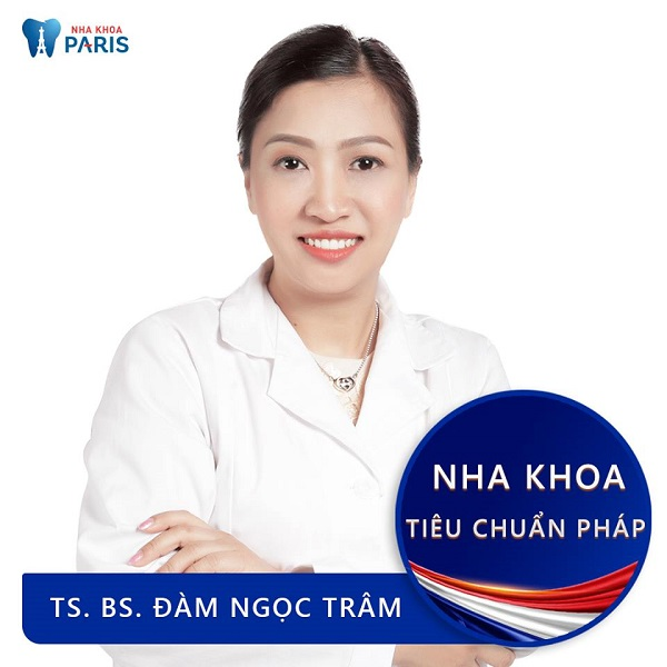 Bác sĩ niềng răng giỏi ở Hà Nội - Bác sĩ Đàm Ngọc Trâm