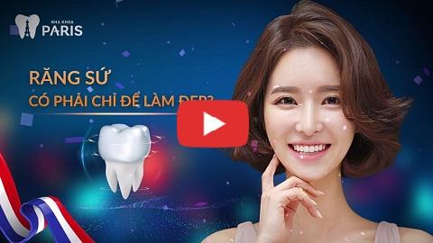 Bọc răng sứ không chỉ mang lại hiệu quả thẩm mỹ mà còn mang lại vô số lợi ích khác nhau.