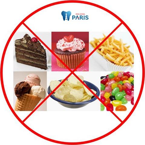 Hạn chế đồ ngọt là cách phòng ngừa bệnh lý sâu răng hữu hiệu