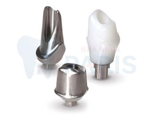 Abutment - Khớp nối quan trọng trong Trồng răng Implant