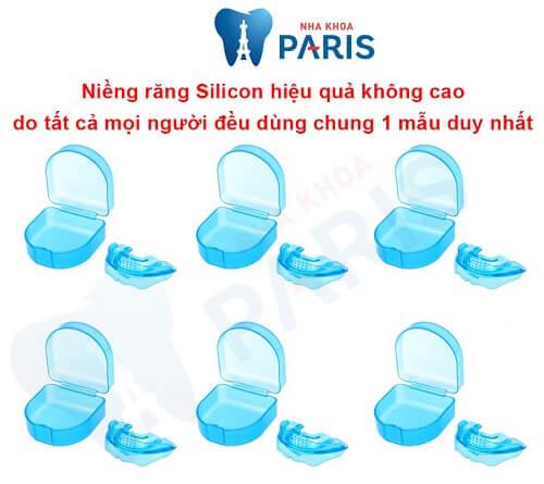 niềng răng silicon cho người lớn có hiệu quả không