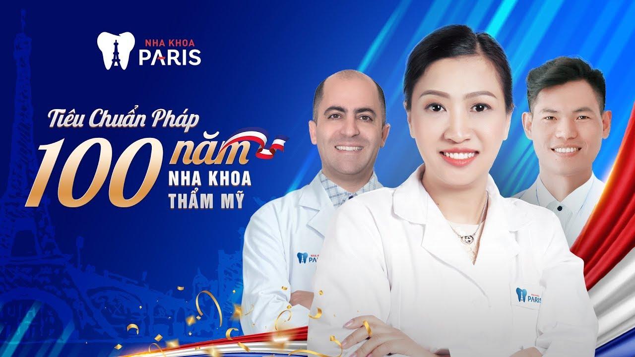 video giới thiệu nha khoa paris