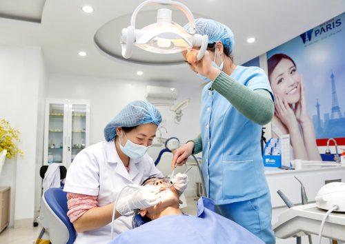 quy trình bọc răng sứ cercon