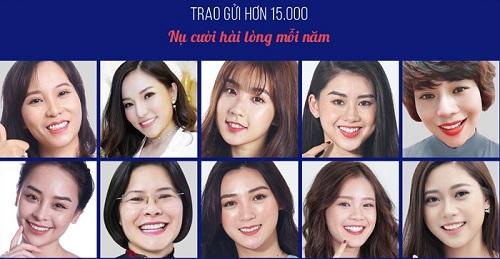 bệnh viện răng hàm mặt paris tại Việt Nam