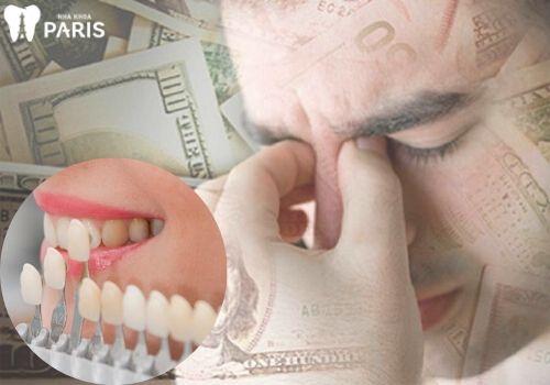 bọc răng sứ trả góp