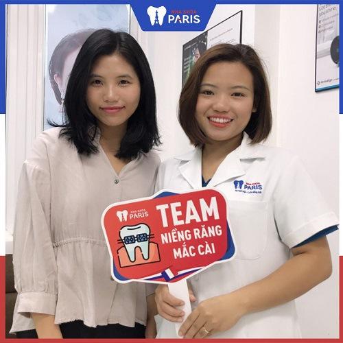Bác sĩ nha khoa Paris Quang Trung