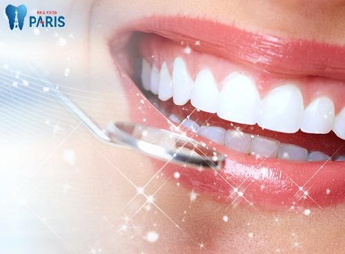 Xem các bước bọc răng sứ